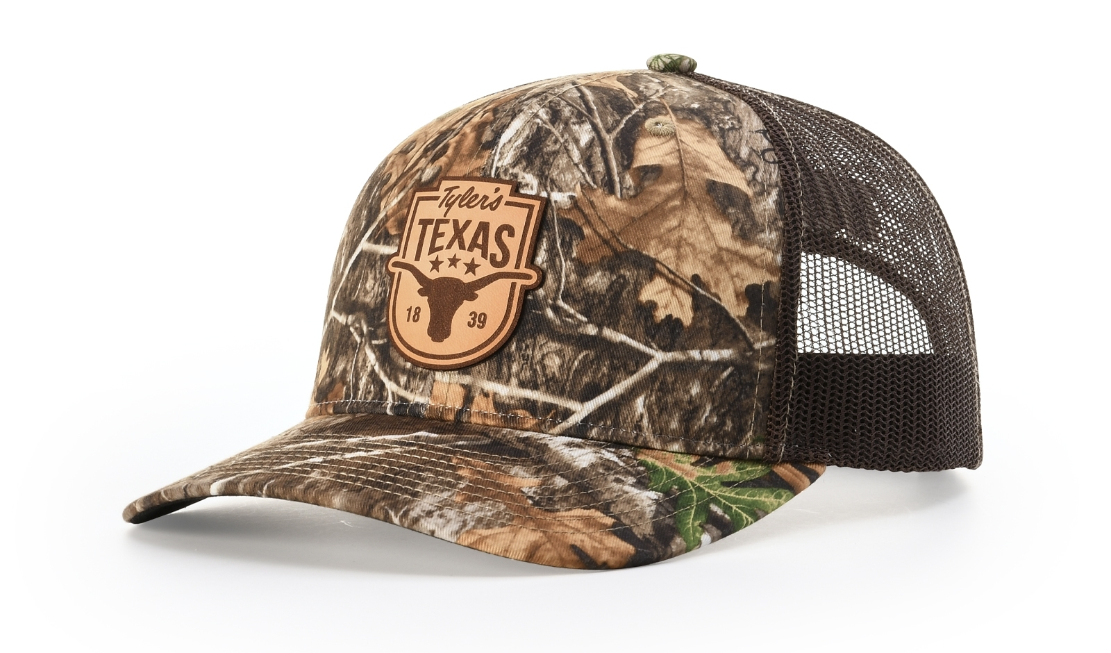 112P - Richardson Printed Trucker
