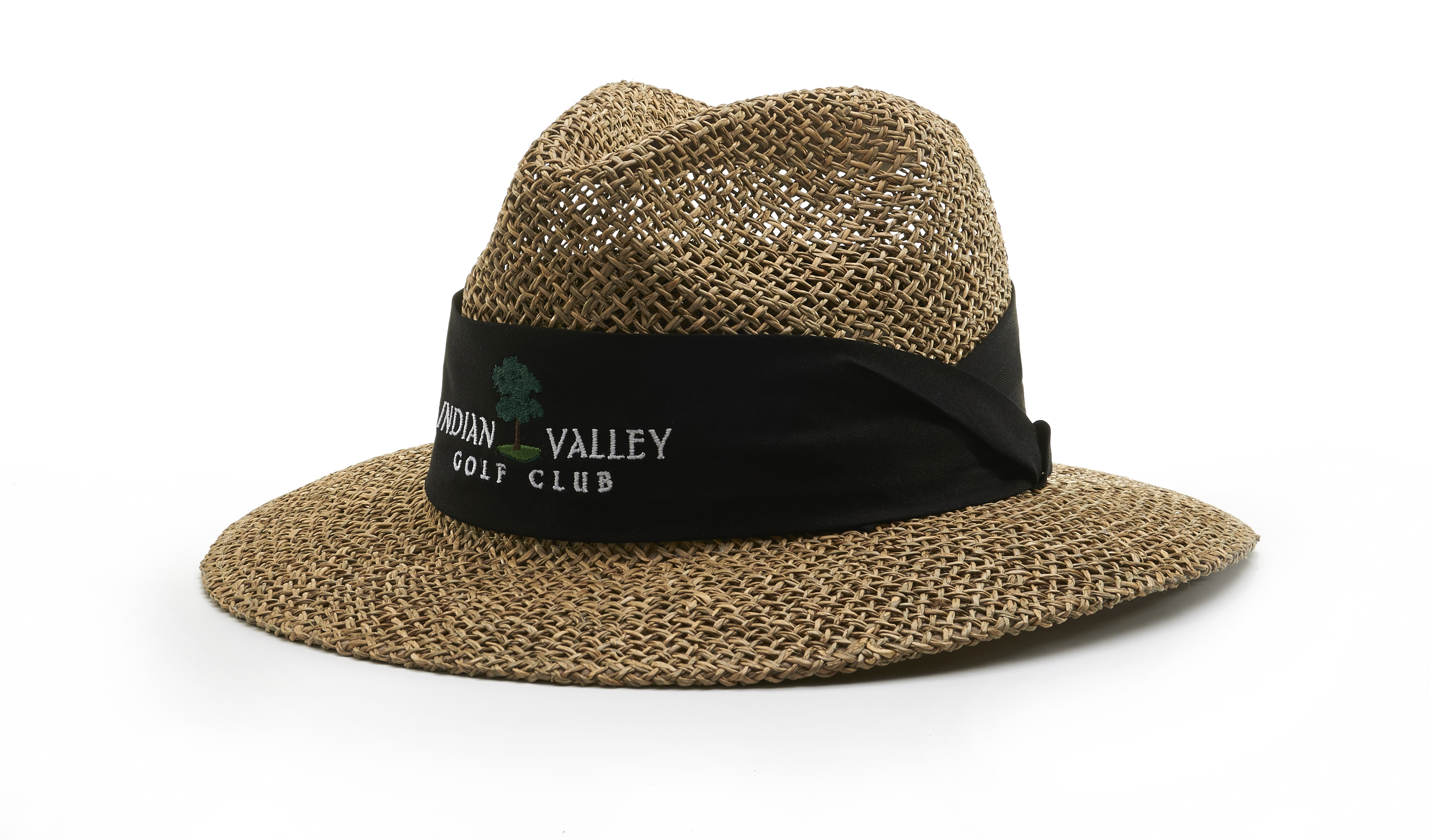 822- Straw Safari Hat