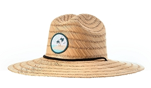 827 Richardson Waterman Straw Hat